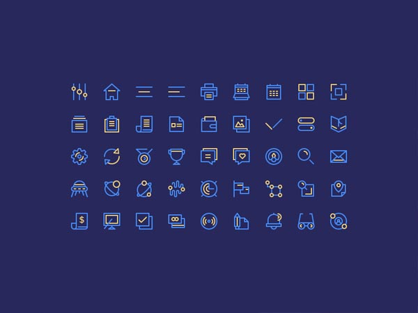 Birply - Icon Set