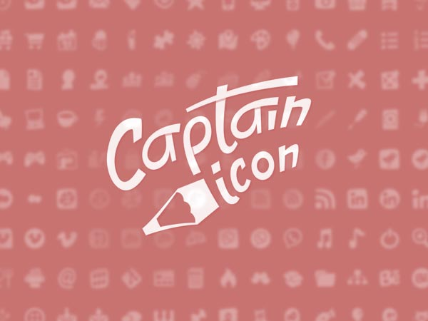 Captain Icon - 350+ Free Icons