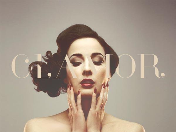 Glamor - Chic Free Font