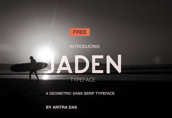 Jaden - Free Font
