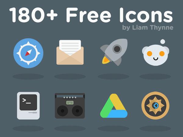 Kvasir Free Icon Set