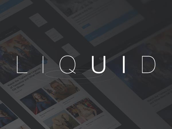 LIQUID - UI Kit