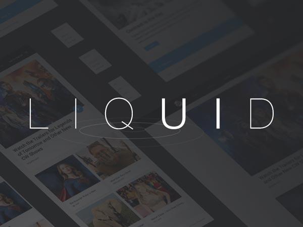 LIQUID - UI Kit