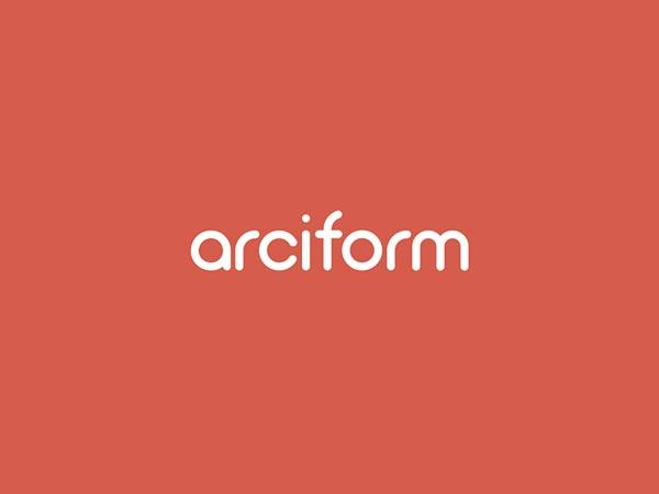 Arciform - Free Font