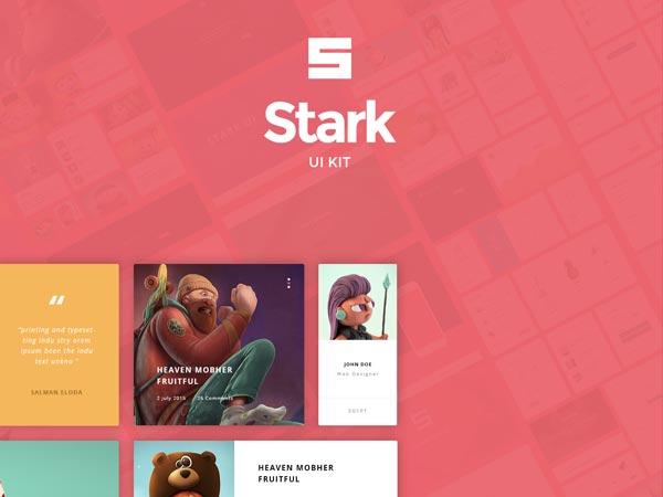 Stark - UI Kit