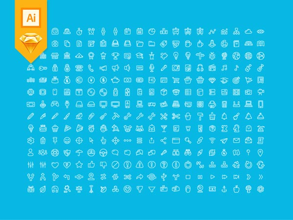 280 Office/General Icons