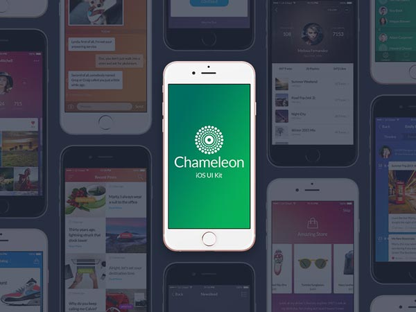 Chameleon UI Kit