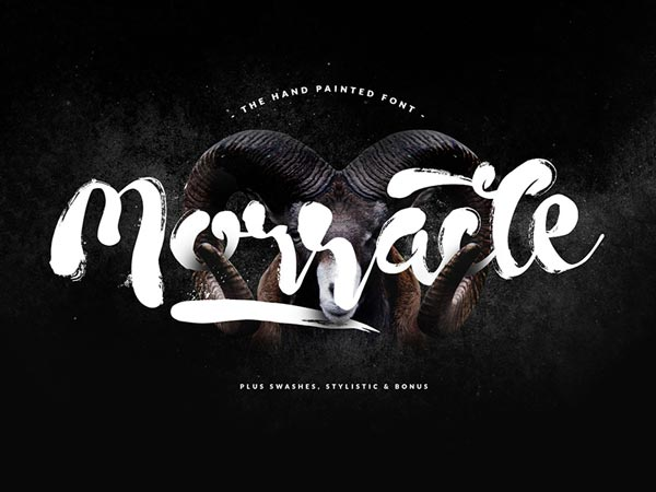 Morracle - Free Font