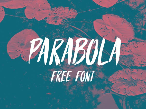Parabola - Free Font