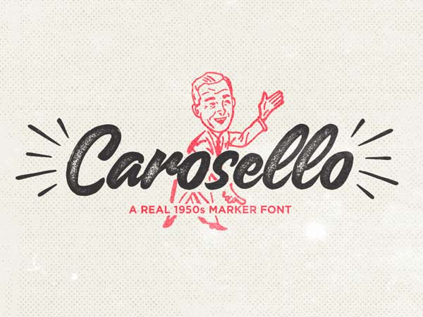 Carosello - Free Font