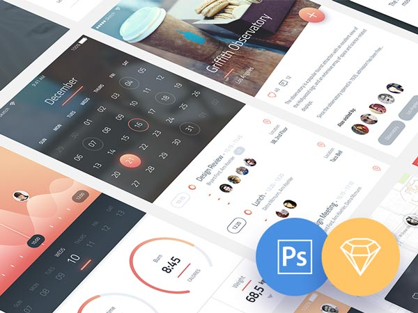Phoenix UI Kit Vol. 1