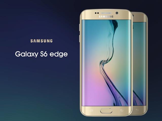 Samsung S6 Edge Mockup - PSD