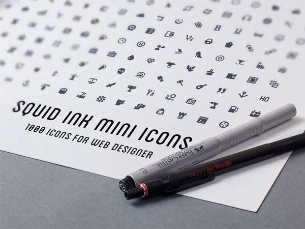 1000 Free Mini Icons