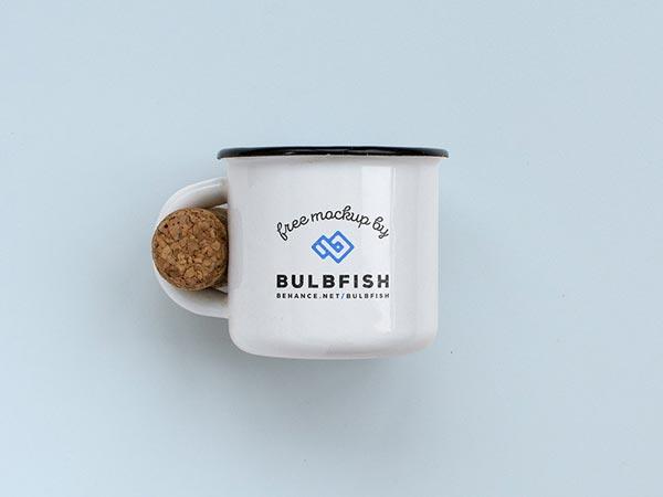 Mug Mockup - Free PSD