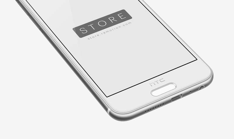 HTC One A9 - PSD Mockup