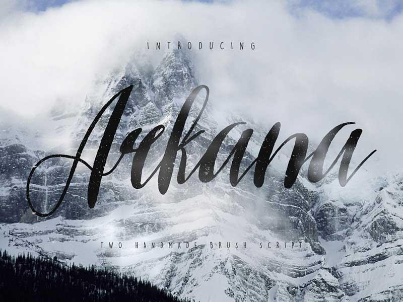 Arkana - Free Font