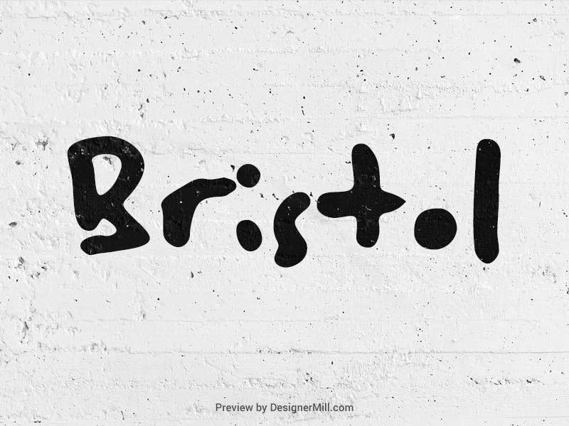 Bristol - Free Font