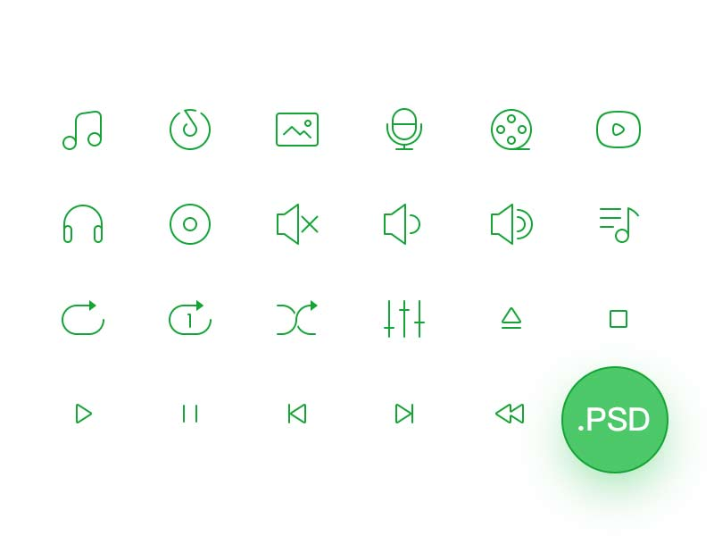 Jimmy - Line Icons