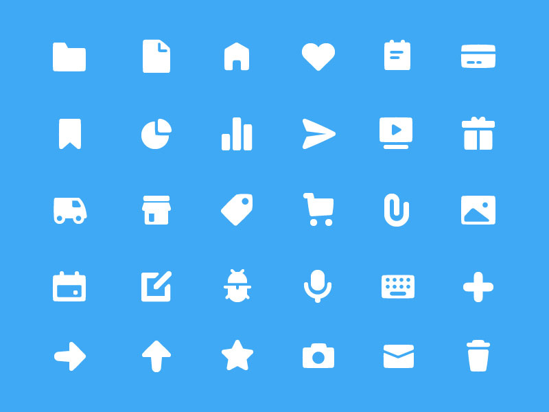 Marvel - 90 Free Icons