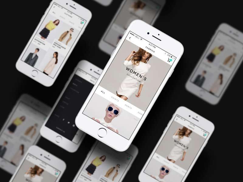 App Screen Showcase - Free PSD