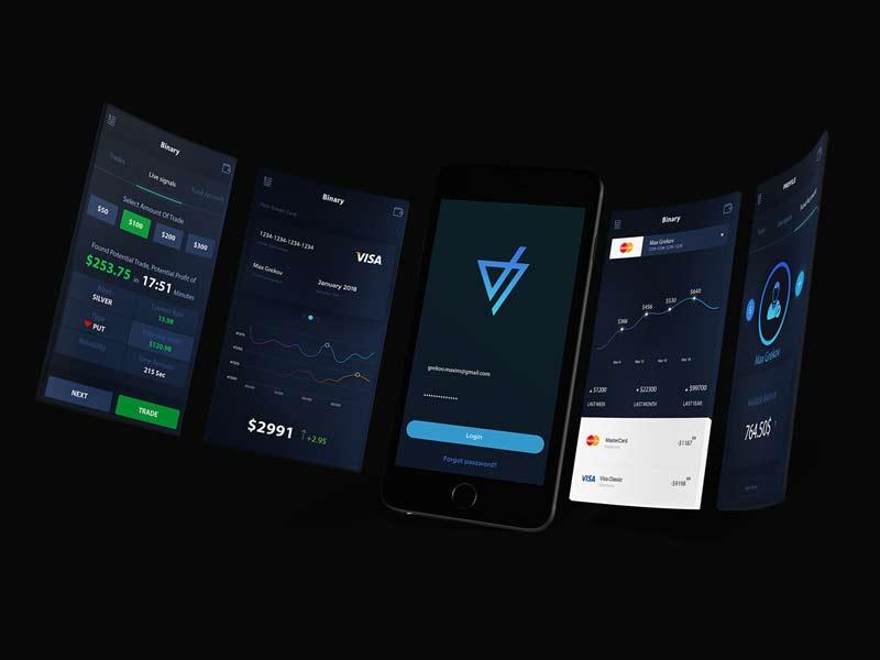 Finance App UI Kit