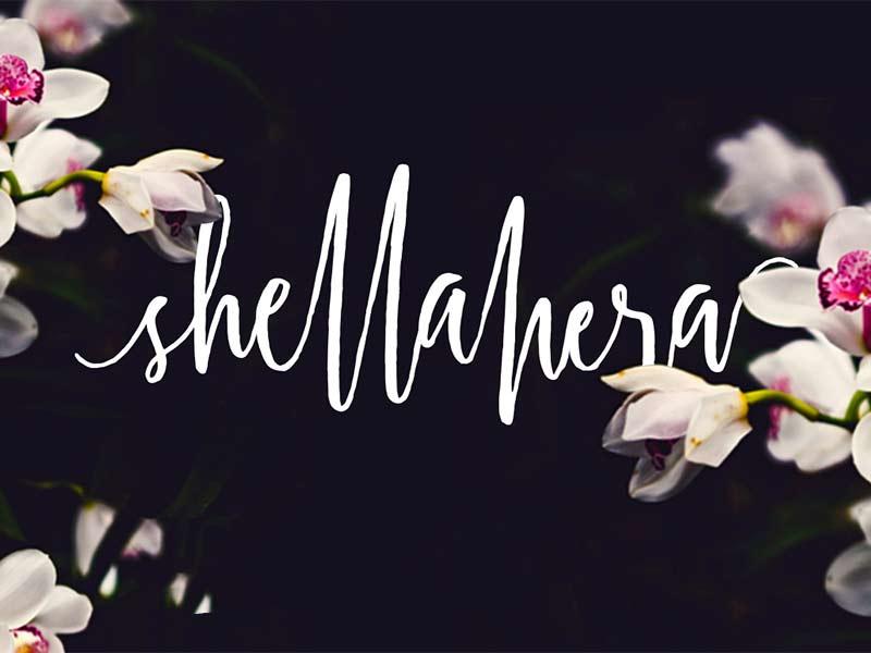 Shellahera Script - Free Font