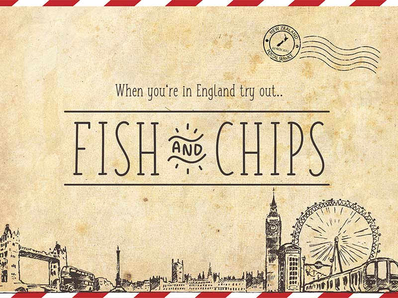 Fish & Chips - Free Font