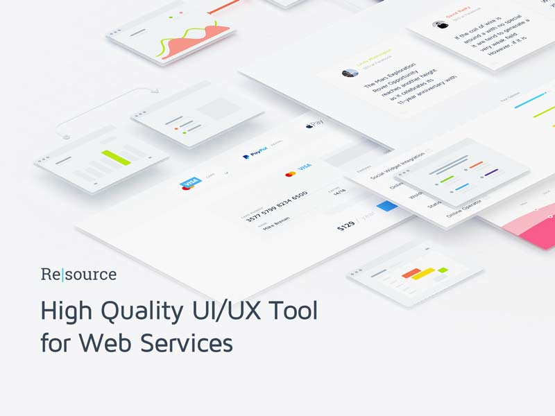 Resource - Web Services UI Kit