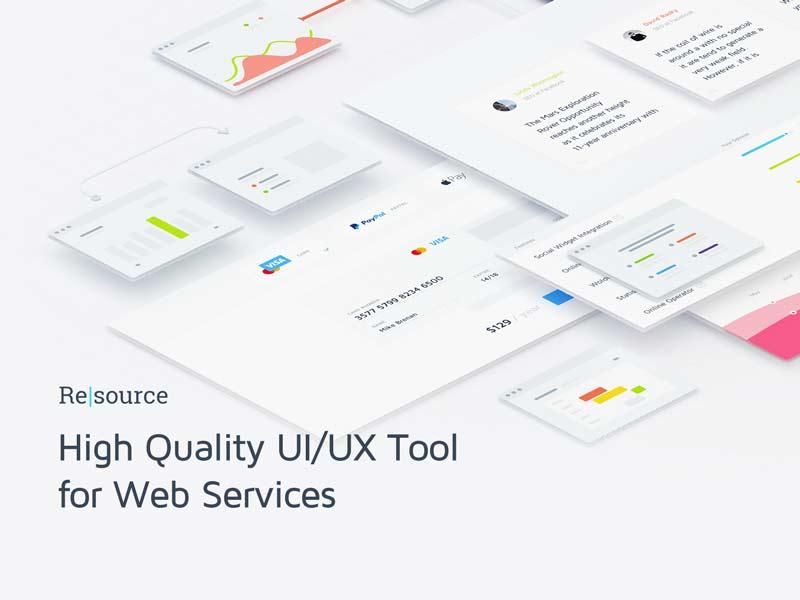 Resource - Web Services UI Kit