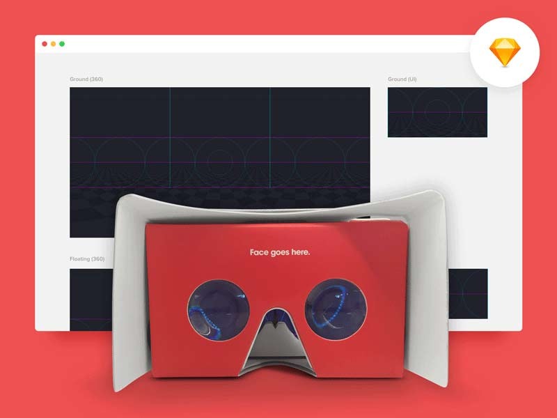 VR design template