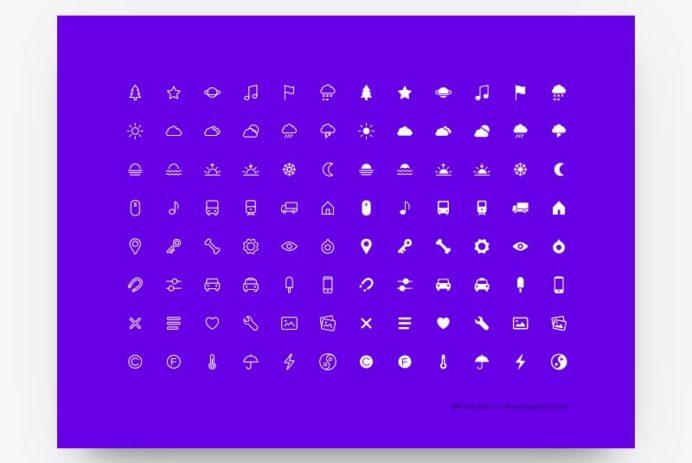96 Free Icons