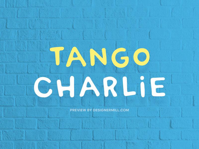 Tango Charlie - Free Font