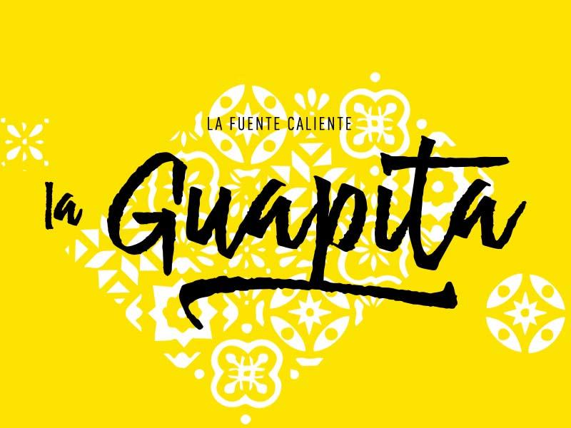 La Guapita - Free Font