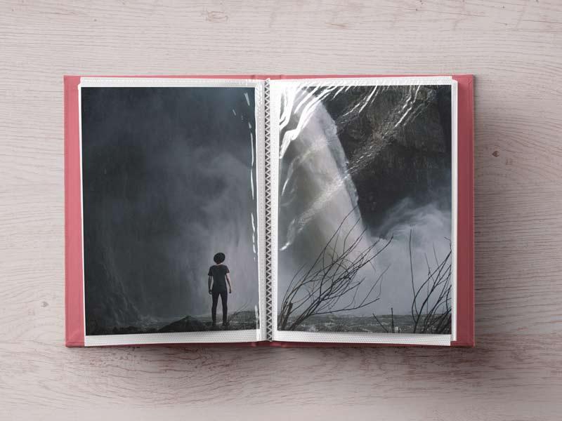 Photo Album Mockup - PSD Template