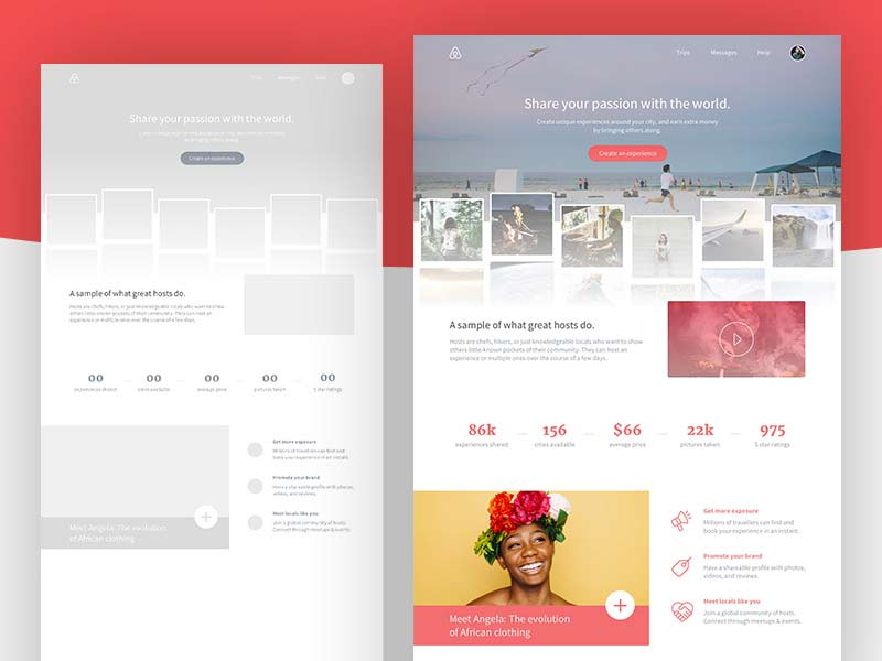 Sketch Freebies Archives | Page 6 of 27 | DesignerMill