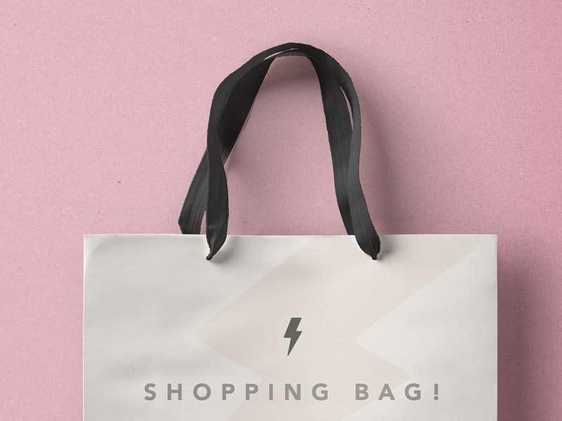 Shopping Bag Free Psd Mockup Designermill