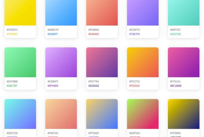 coolHue - Collection of CSS gradients