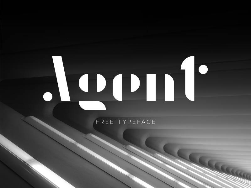 Agent - Free Font