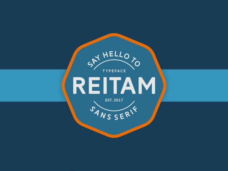 Reitam - Free Font