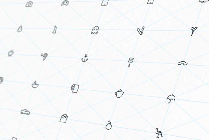 Iconography - Illustrator Ai Icon Set