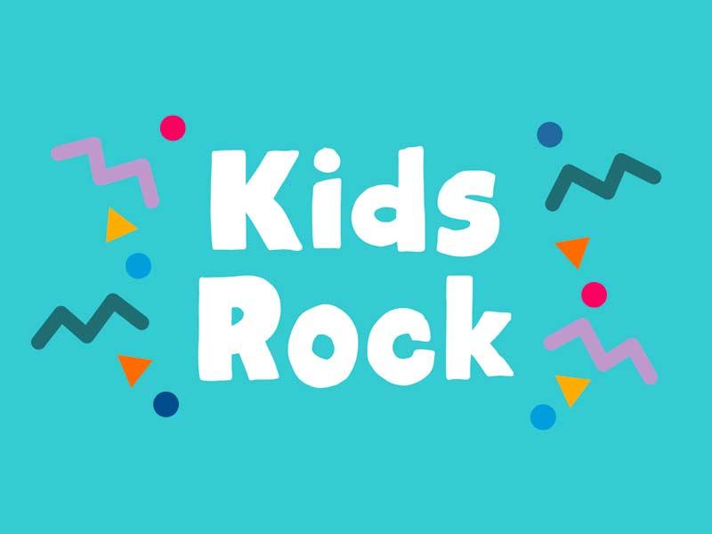 Kids Rock - Free Font