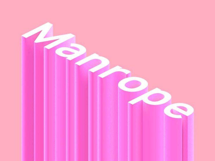 Manrope 2.0 - Free Font