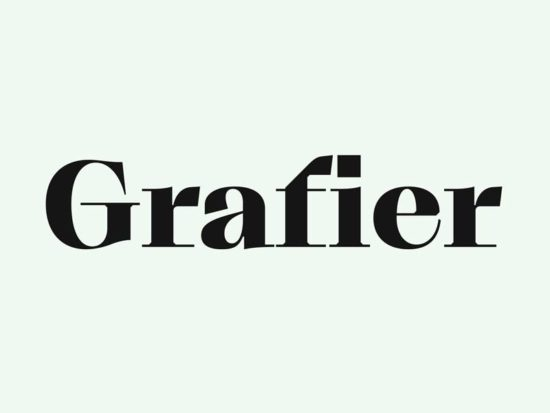 Grafier – Free Variable Serif Font